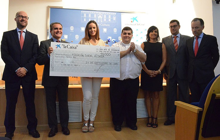 Aldaba recibe un nuevo apoyo para su proyecto de exclusión social