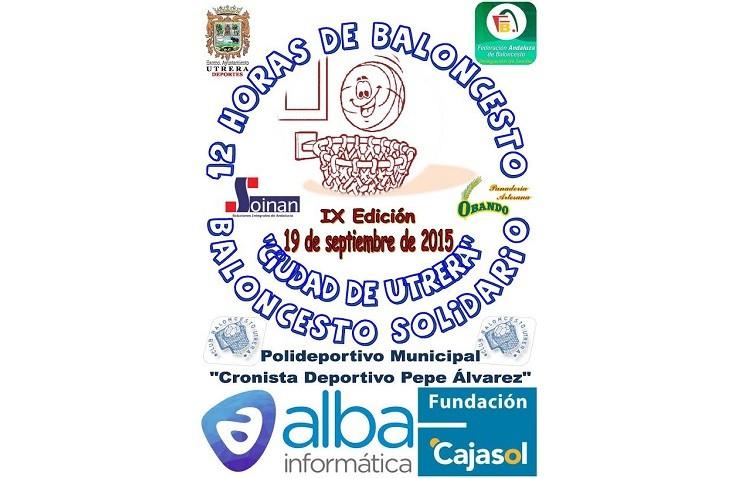 El Alba Informática C.B. Utrera convoca su «Ciudad de Utrera»