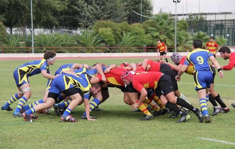 El Club Rugby Utrera ya conoce su calendario en RAMA
