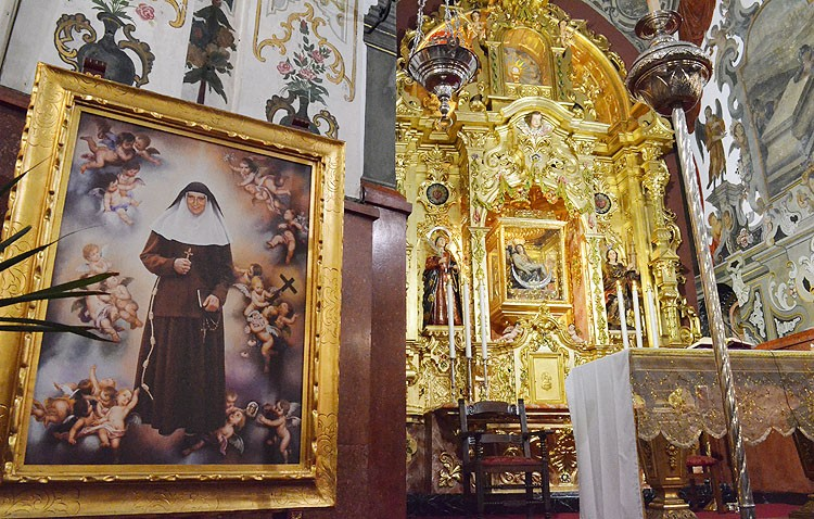 Utrera se prepara para la canonización de Madre María de la Purísima