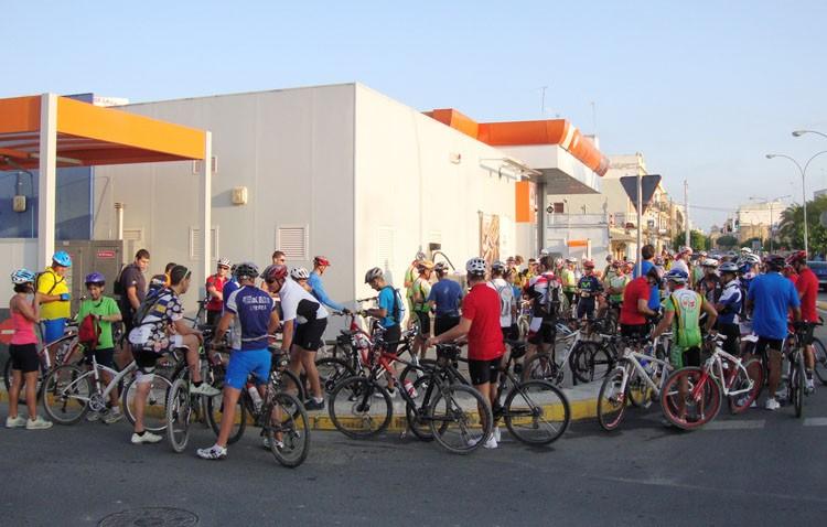 Utrera acoge el «Circuito de Otoño» en bicicleta de montaña