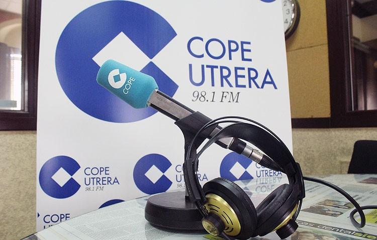 Programación especial «Feria 2015» en COPE Utrera (98.1 FM)