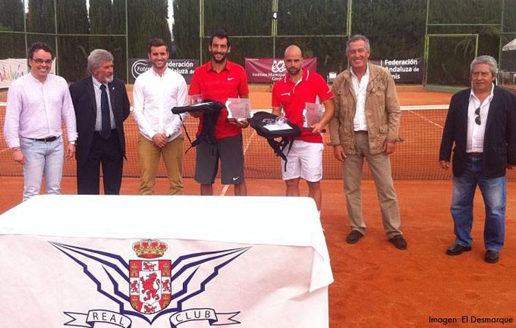 Agustín Boje hace historia y gana su sexto campeonato de Andalucía de tenis