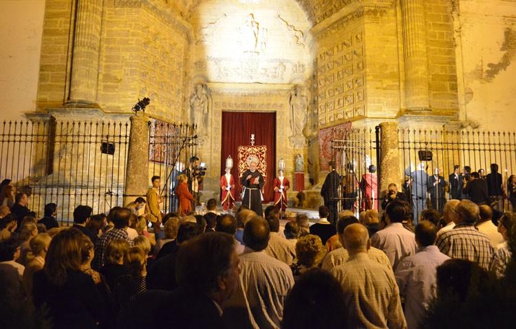 Nuevo rosario público extraordinario por el tricentenario de la Trinidad