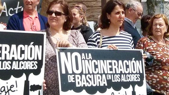El PA de Alcalá piden informar a la Fiscalía  de la contaminación en la Barriada La Liebre