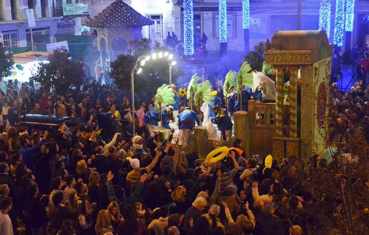 Cambio radical en el recorrido de la cabalgata de los Reyes Magos «por motivos de seguridad»