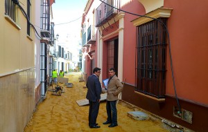 calle menendez pelayo reurbanizacion 2