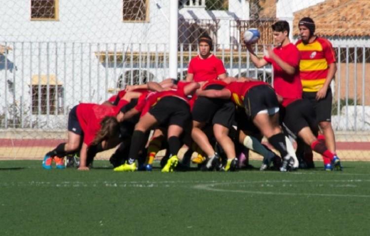 Huelva Rugby Unión 17-7 C.R. Utrera: Derrota inesperada en Cartaya