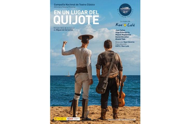 El humor de Cervantes llega al teatro de Utrera