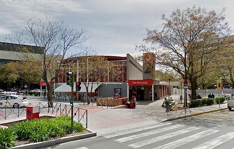 La sevillana estación de San Bernardo ya dispone de wifi gratis para los viajeros de Cercanías