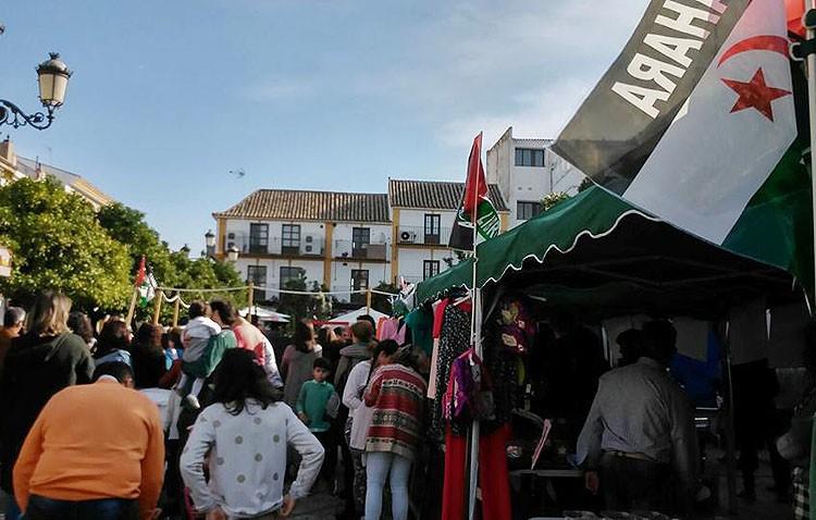 IU destaca la «gran acogida» del evento a favor del Sáhara occidental