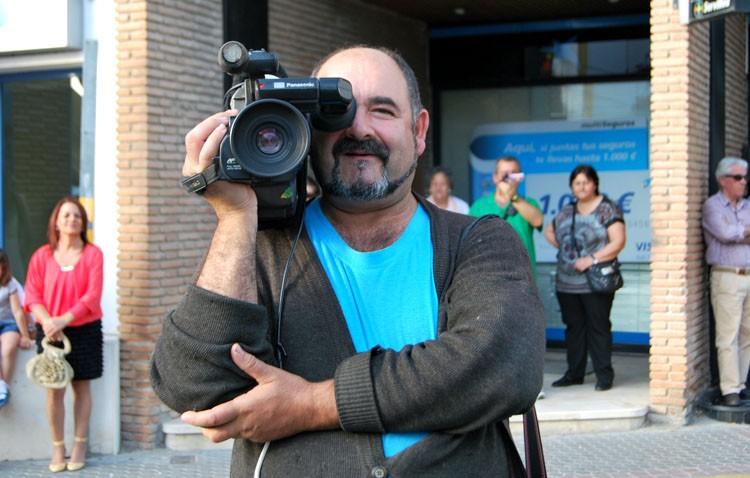 Jerónimo Jiménez López «Jeromo»: «La gente dice que no llevo cinta, pero aseguro que yo siempre grabo»
