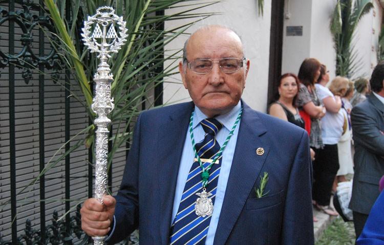 Fallece el ex hermano mayor de los Gitanos, Juan Peña Narváez