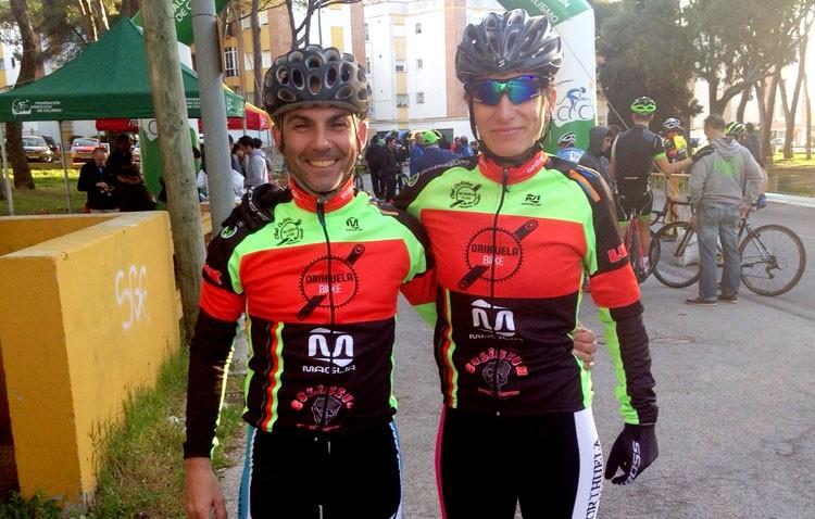 El equipo utrerano «Orihuela Bike» consigue un destacado resultado en el campeonato de Andalucía de Ciclocross