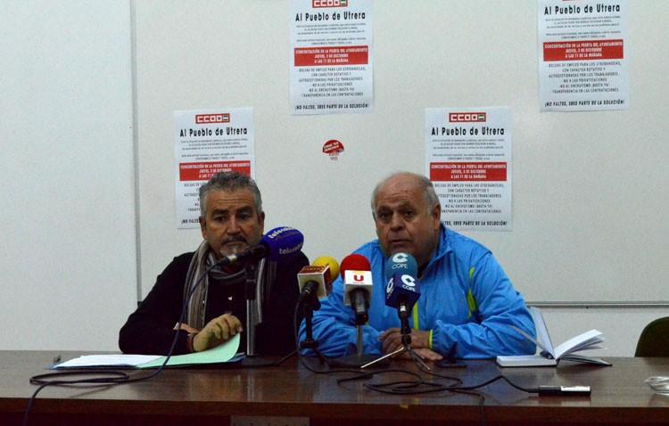El gobierno local da marcha atrás y accede a las peticiones de Comisiones Obreras