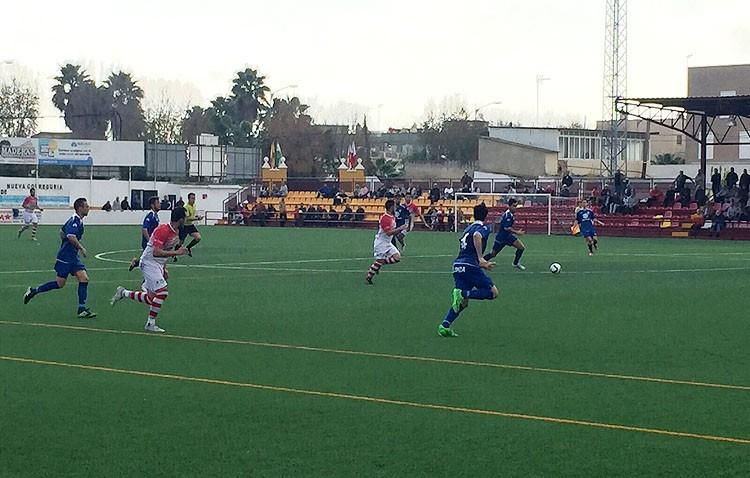 C.D. Utrera 4- 1 Castilleja CF: El Utrera vuelve a golear en el San Juan Bosco