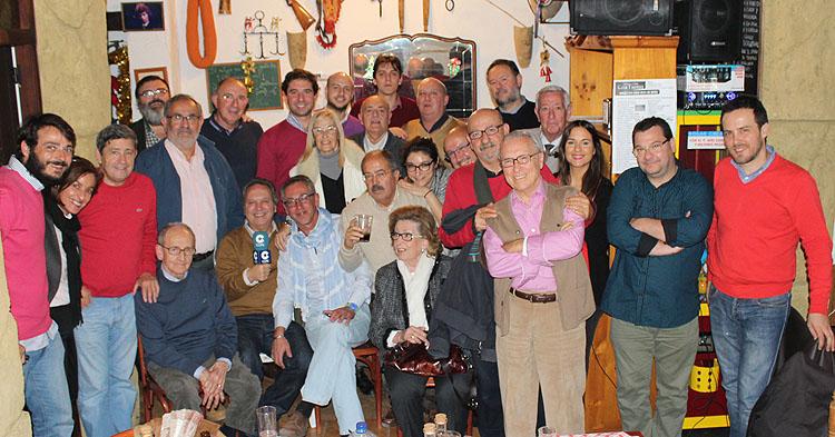 La familia de «COPE Utrera», «El Periódico de Utrera» y «Utrera Digital» te desea ¡Feliz Navidad!