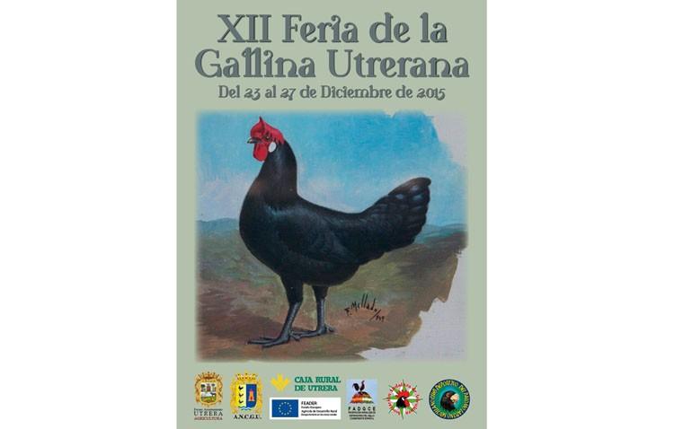 La gallina utrerana vuelve a comerse el turrón en la caseta municipal