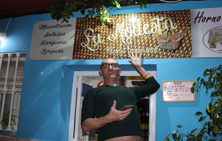 Fernando Fernández «La Estrella», un artista, cocinero y showman utrerano que vivió intensamente la movida madrileña