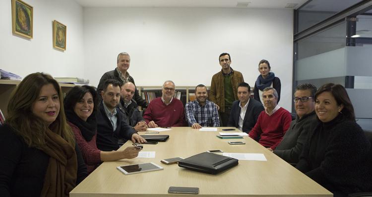 Un grupo de asociaciones de Utrera se unen para mejorar la ciudad