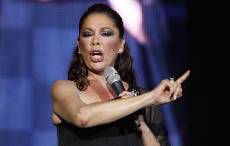 Isabel Pantoja ofrecerá en la preferia de Utrera su primer concierto tras salir de prisión