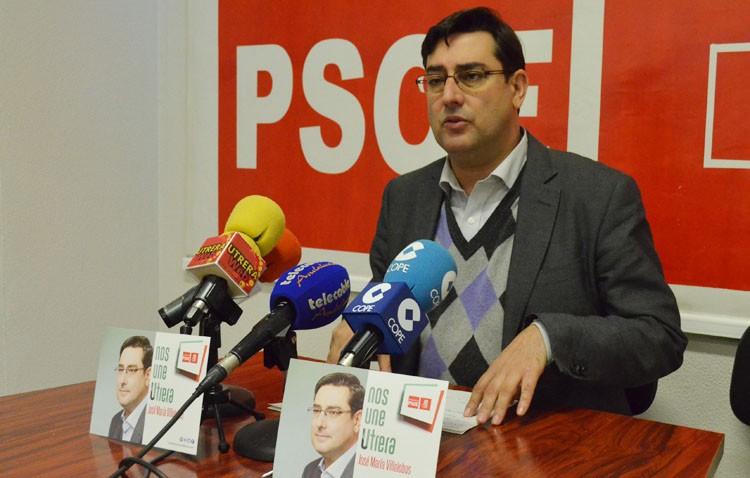 El PSOE pide a Villalobos que cumpla el programa electoral