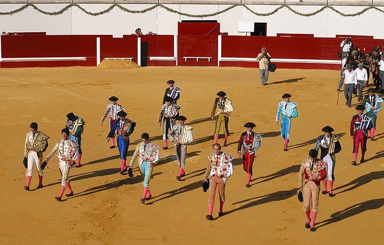 El gobierno local (PSOE-IU) estudia subvencionar un festejo taurino