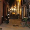 calle menendez pelayo obra nocturna