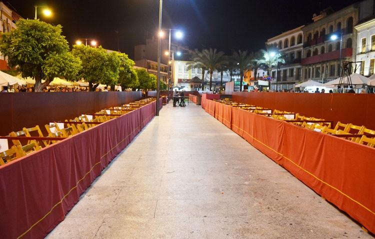 Comienza la reserva de las sillas y palcos de la carrera oficial