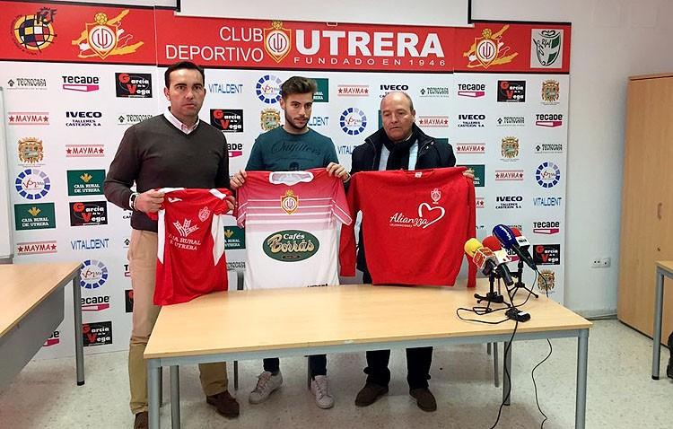 «Barrio», nuevo jugador del C.D. Utrera