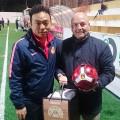 cd utrera partido equipo chino