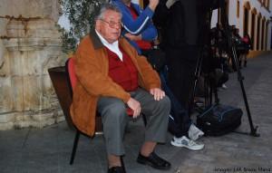 Felipe Piñero disfrutó del  concierto