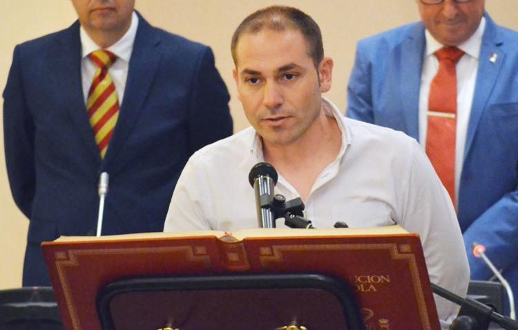 El andalucista Juan Bocanegra renuncia a su acta de concejal «por motivos personales y laborales»