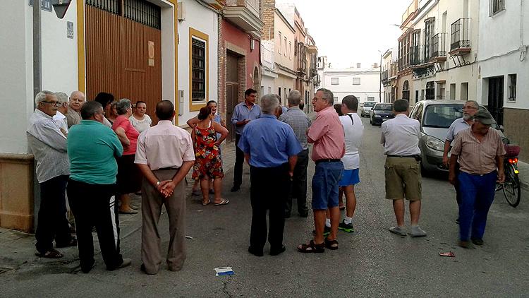El Ayuntamiento destinará casi 200.000 euros para evitar anegaciones en las calles Apolo XI, Boscán y Gracián