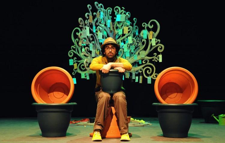 Teatro familiar en Utrera con «El árbol de mi vida»