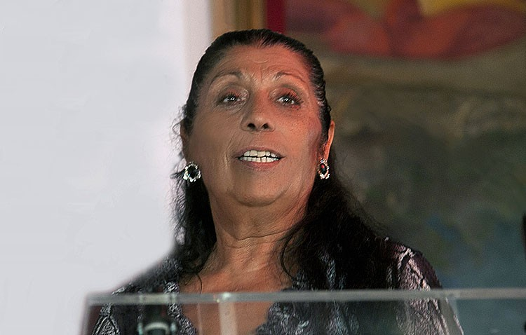 Comienza la cuarta edición del «Tacón Flamenco», que rinde homenaje a Angelita Vargas