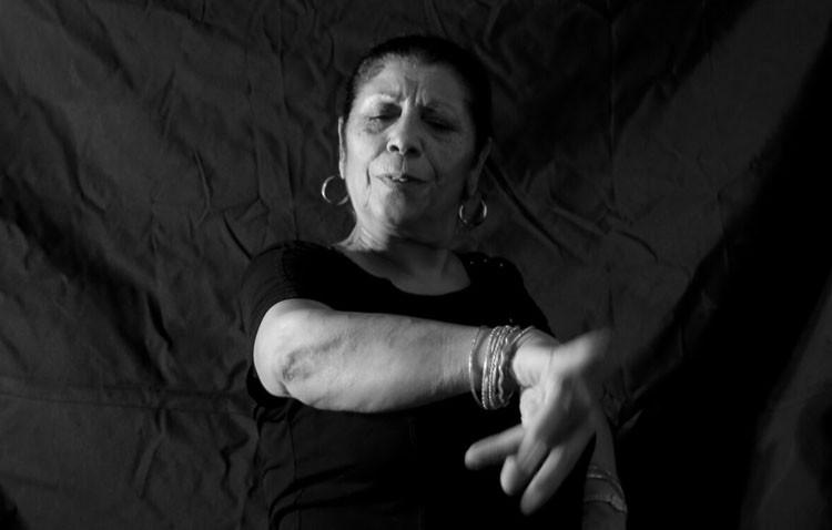Conferencia sobre la bailaora Angelita Vargas en el «Tacón Flamenco»