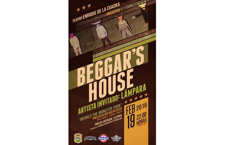 Beggar's House presenta su tercer disco en Utrera
