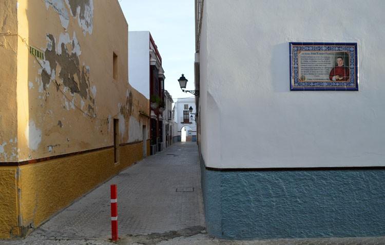 Salvador de Quinta Garrobo tendrá una calle junto a su barrio de Santa María