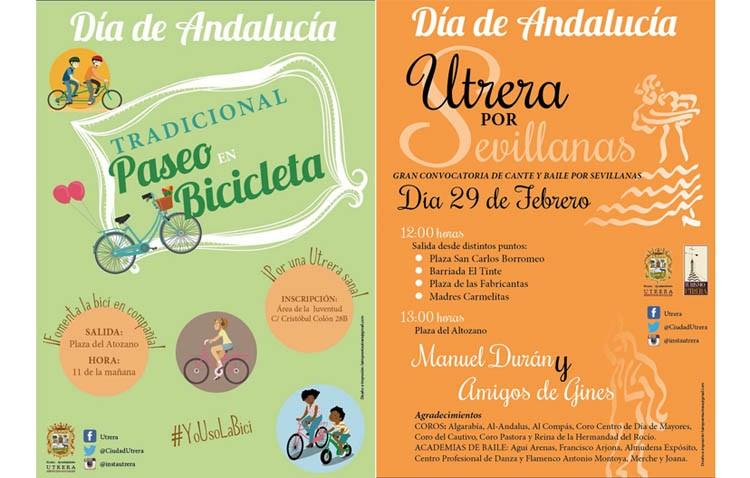 Las sevillanas tomarán las calles de Utrera para celebrar el Día de Andalucía