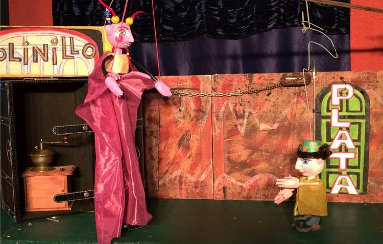 Espectáculo familiar en el teatro con «El molinillo mágico»