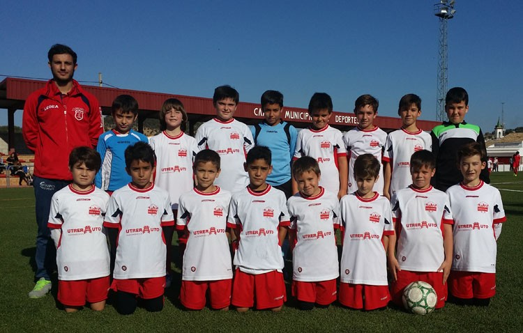 Dos equipos utreranos en el Mundialito de Andalucía de Fútbol