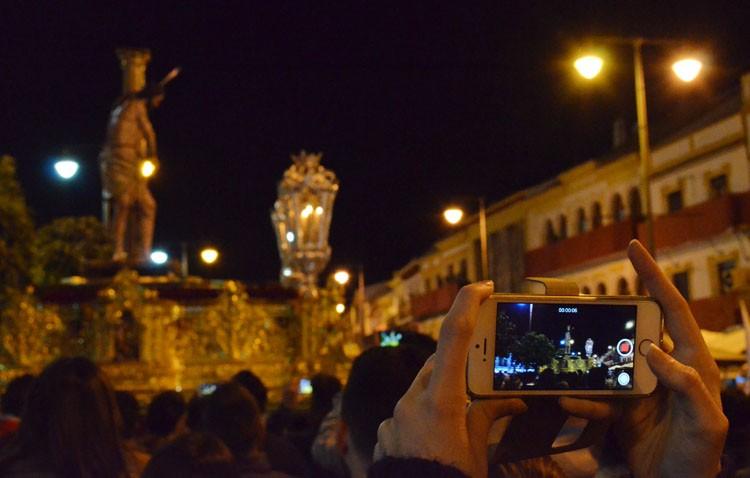 Un ecuador de la Semana Santa con sabor a Domingo de Ramos (GALERÍA Y AUDIO)