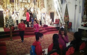 asociacion mujeres santiago - semana santa 2