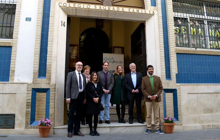 La Sagrada Familia, primer colegio de Utrera en ser centro de enseñanzas y sede de exámenes de Cambridge