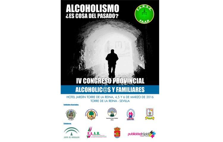 Utrera estará presente en el congreso provincial de alcohólicos y familiares