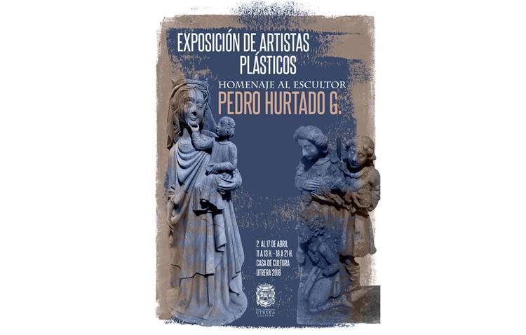 Una exposición-homenaje al escultor utrerano Pedro Hurtado González