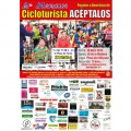 aceptalos - marcha cicloturista cartel 2