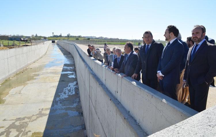 Culmina la mayor obra de infraestructura de Utrera en los últimos tiempos, con una inversión de 13,5 millones de euros (IMÁGENES)