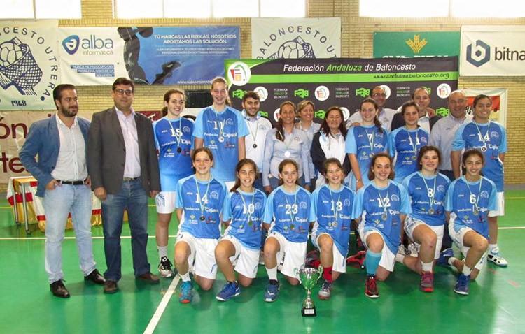 El baloncesto femenino de Utrera consigue un gran éxito